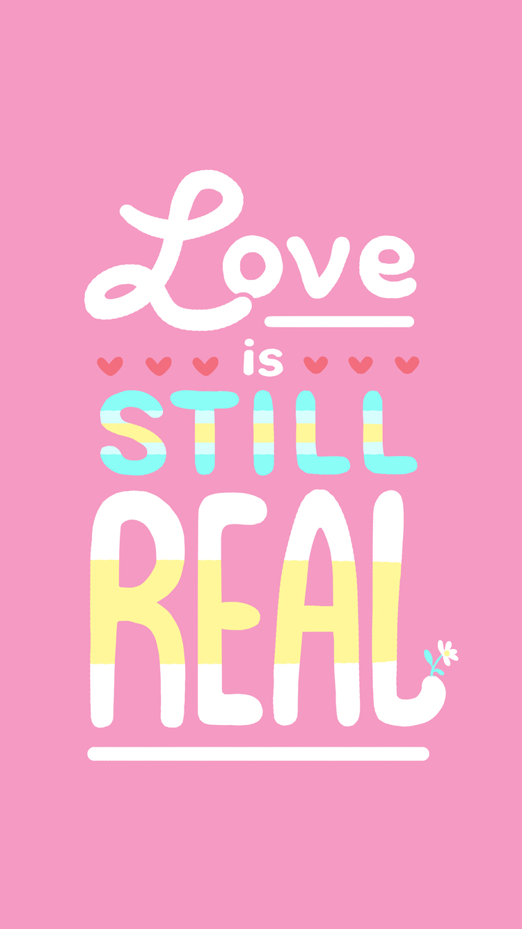 Love is Still Real