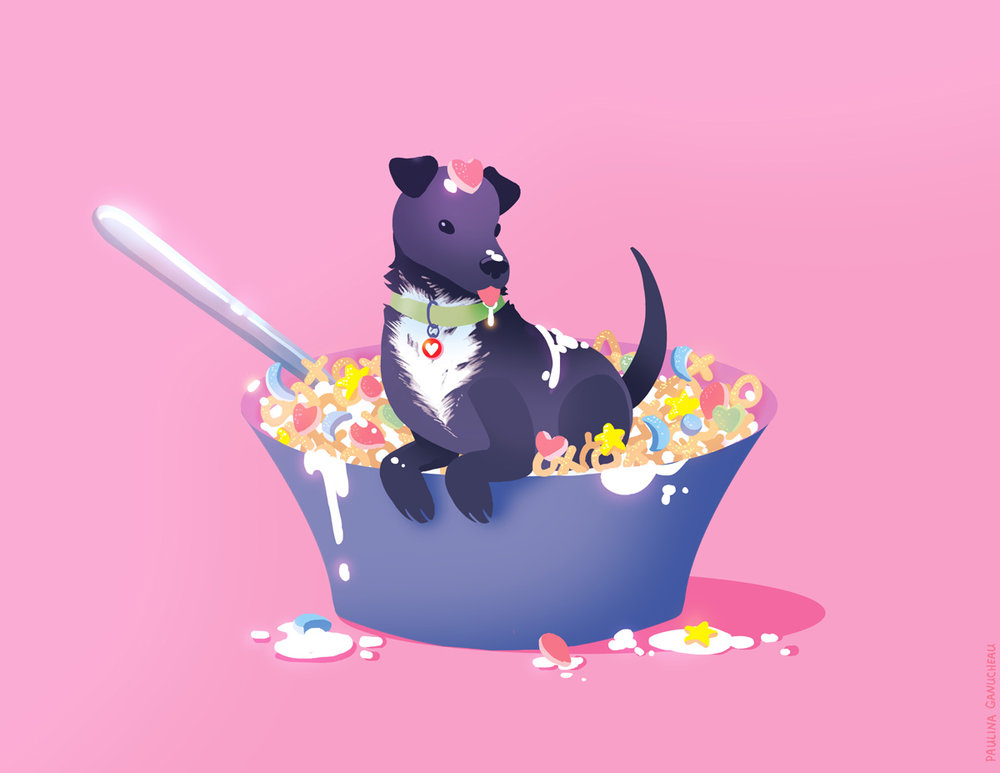 Cereal Dog