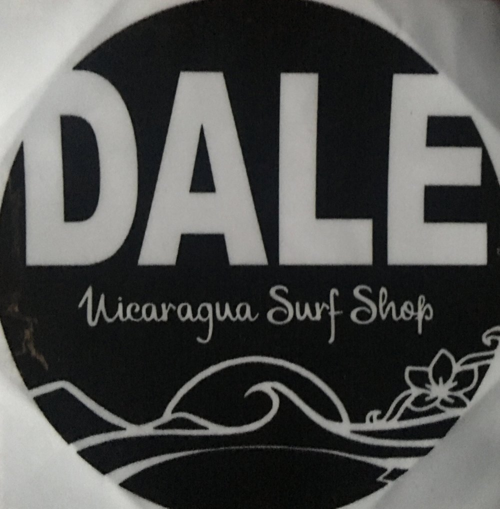 Dale Surf Shop Sticker.JPG