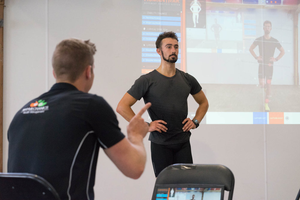 Performance Coaching to grow as an athlete. -