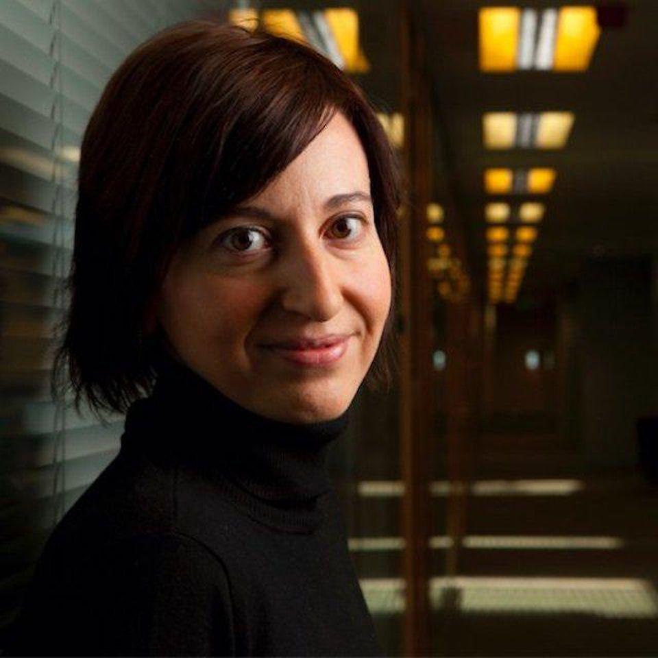DeepMind researcher Silvia Chiappa.
