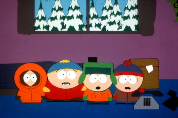 """The animated series """"South Park"""" created an entire episode built around voice commands that caused viewers' voice-recognition assistants to parrot adolescent obscenities.AP"""