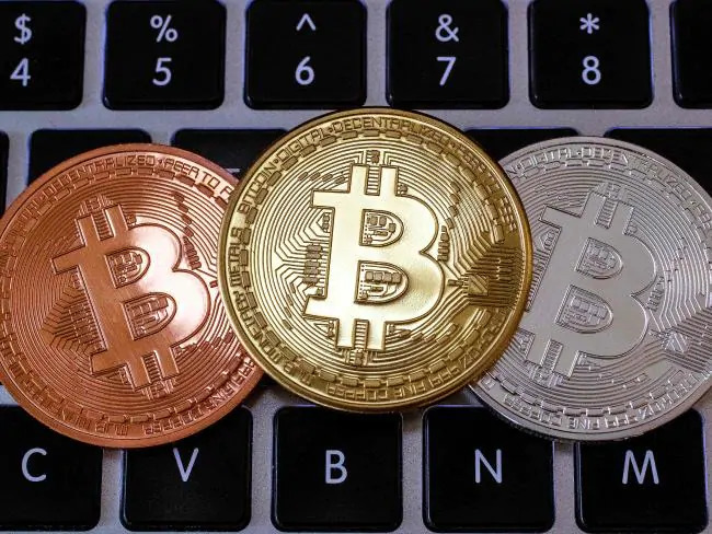 The next generation of computing could spell trouble for the security of cryptocurrencies. Picture: Jack Guez Source:AFP