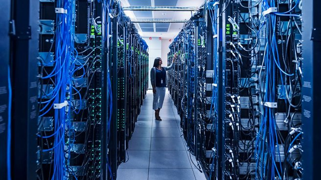 The data storage industry employs engineers, information technology specialists and technical support personnel to manage and maintain operations. Image: Getty
