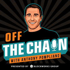 """The Bitcoin Prediction was made on Anthony Pompilano's Podcast, """"Off the Chain"""""""