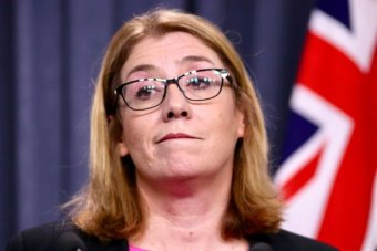 PHOTO:  Transport Minister Rita Saffioti says the Federal Government may be asked to review the WA contract.(ABC News: Eliza Laschon)