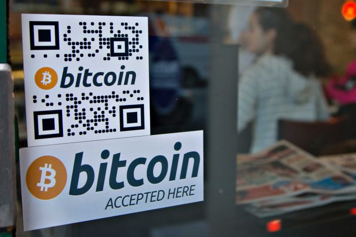 Australia's competition regulator is keeping an eye on bitcoin scams.  (Retuers: Andy Clark)