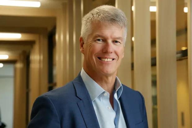 Nick Mescher is senior partner for digital transformation at DXC Technology.