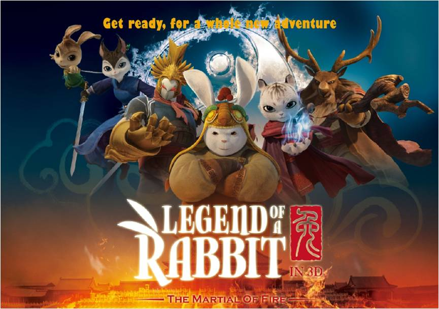 Legend of a Rabbit 2
