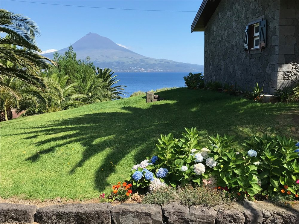 Insel Fajal, Azoren