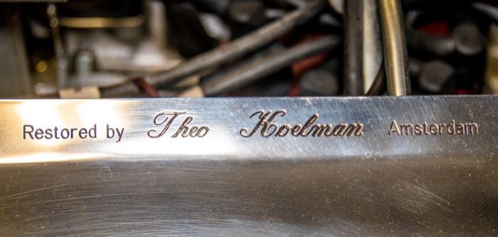 Automobielbedrijf Theo Koelman restauratie Jaguar MG Triumph