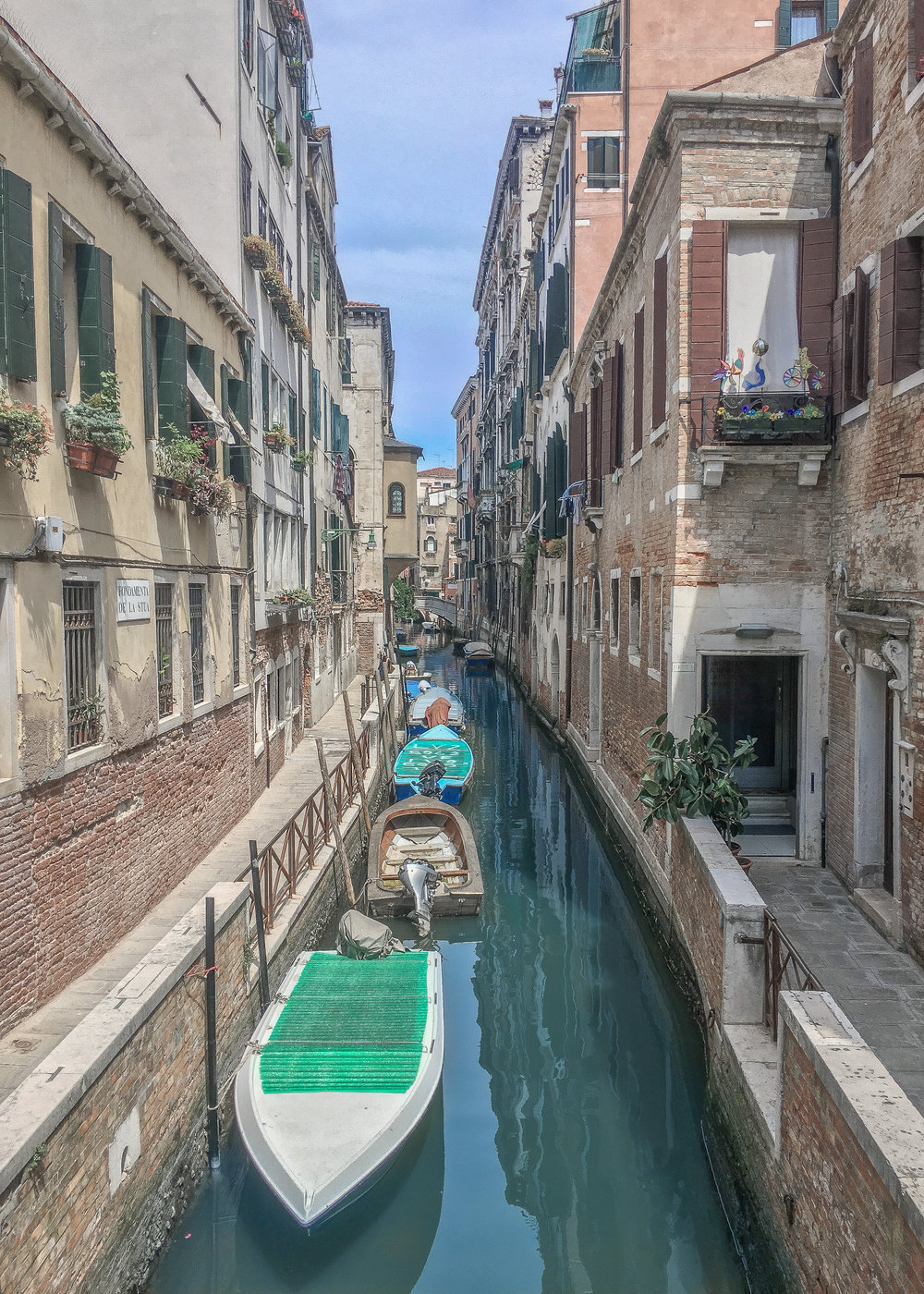 Beautiful Italy Venice canals Photo by Linda Haggh.jpg