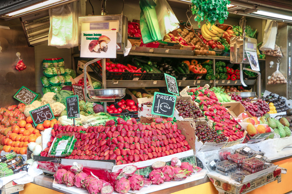 Fruit market in Malaga Spain photo by Linda Haggh.jpg