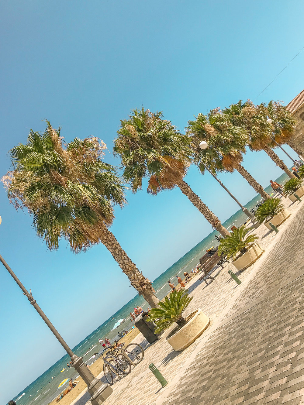 Public beach Larnaca Cyprus www.lindahaggh.com.jpg