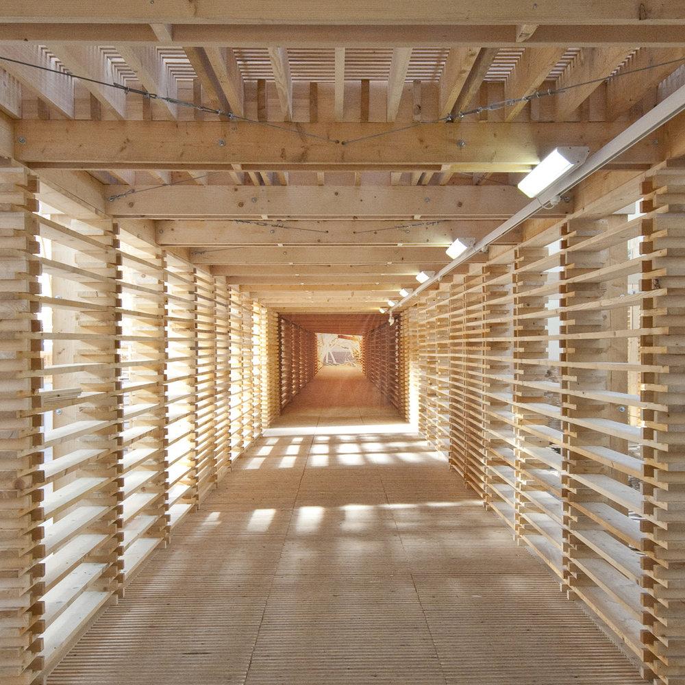 Immeuble Renouvelable - Assemblage façade, planchers, sur structure primaireGestion des réseauxAménagements intérieurs agiles(images non contractuelles)