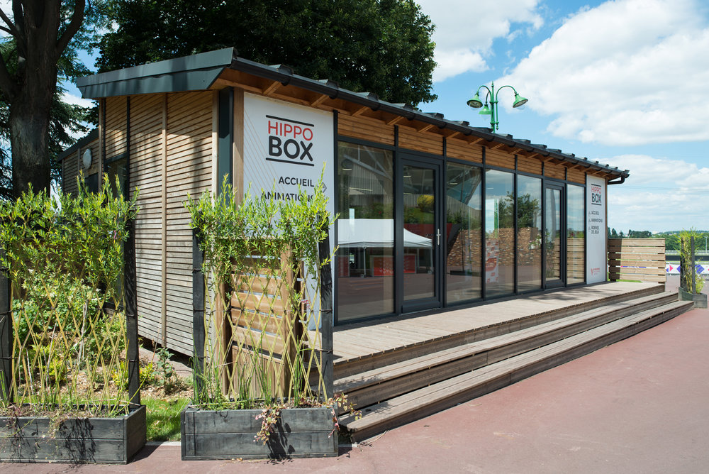 HippoBox, Vincennes -