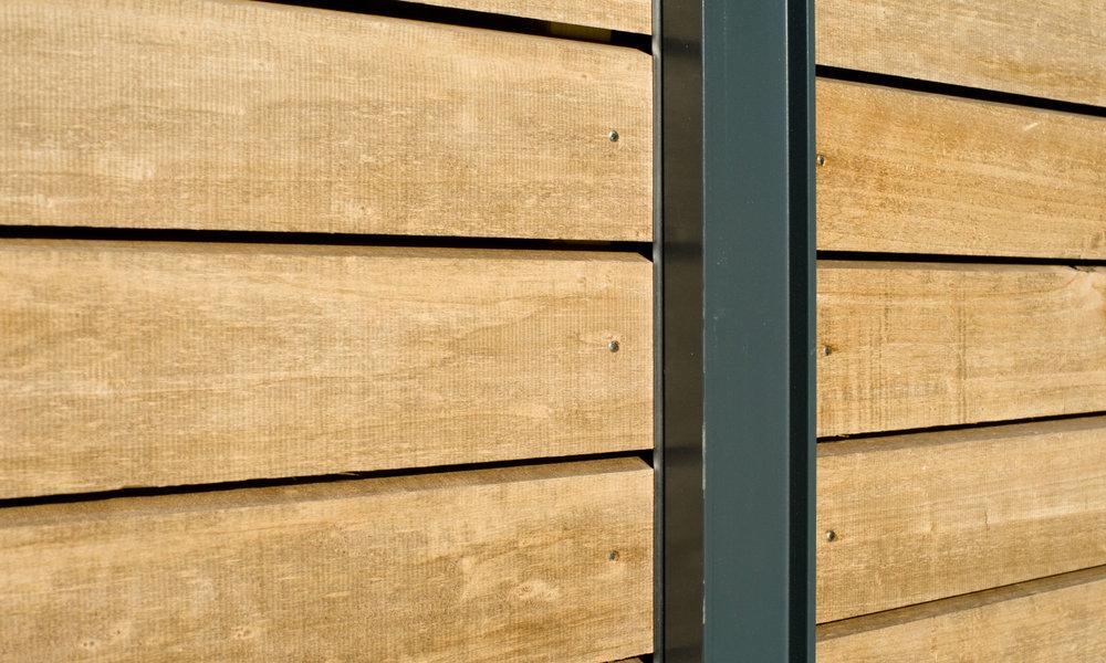 Texture bois bardage Agilcare