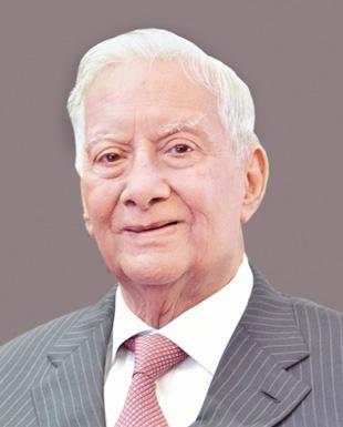 Basant Kumar Birla – Chairman