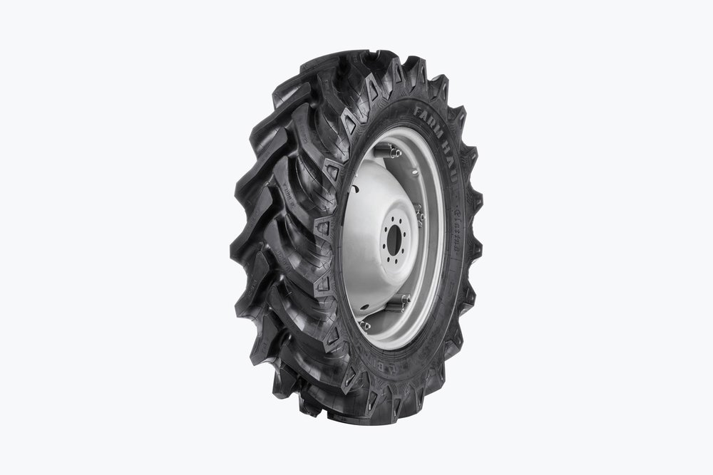 Farm Haul Platina – Dual Performance Rear Tractor Tyre from Birla Tyres