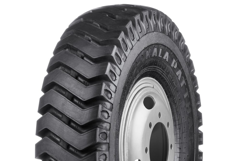 Kalapatthar close-up – a premium mining tyre for the toughest mining environments