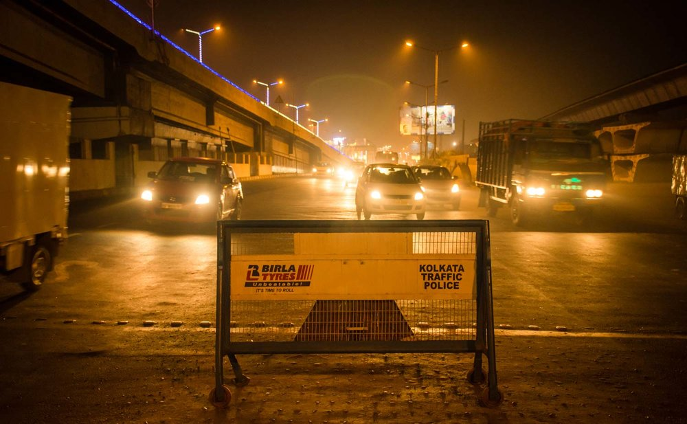 Birla Tyres road safety barriers – protecting pedestrians and keeping road users safe