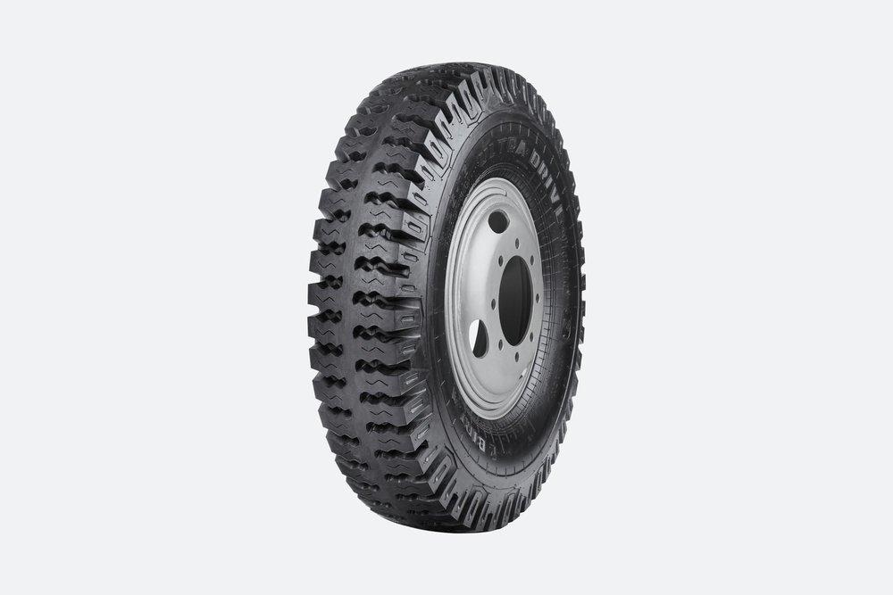 Ultra Drive Platina – premium LCV tyre from Birla Tyres