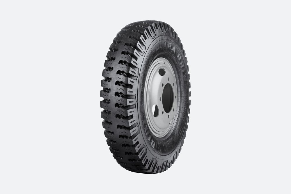 Ultra Drive Platina – truck and bus bias tyre from Birla Tyres