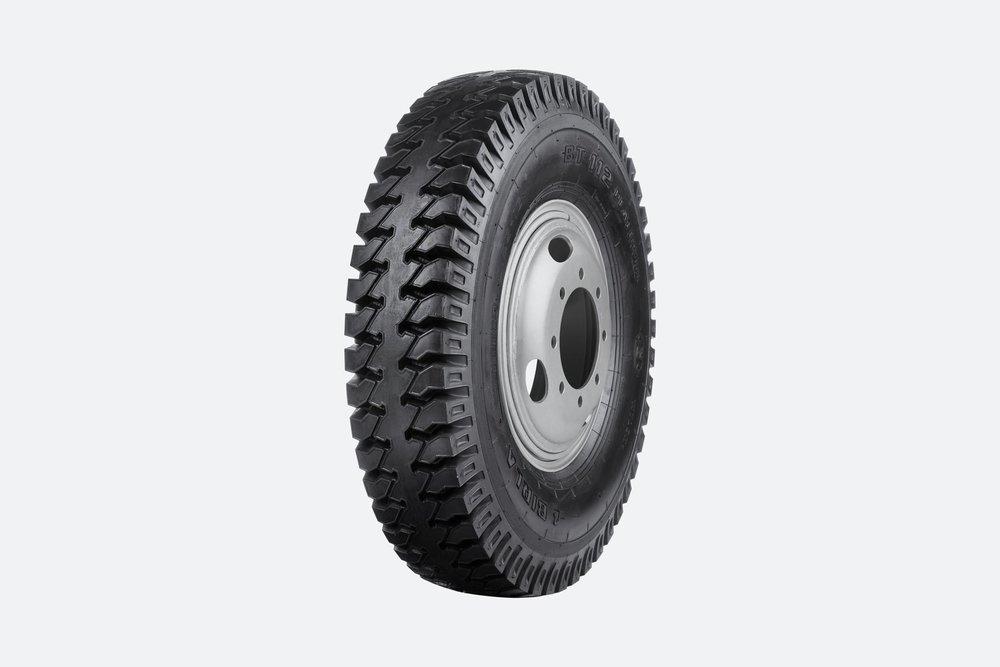112 Platinum – truck and bus bias tyre from Birla Tyres