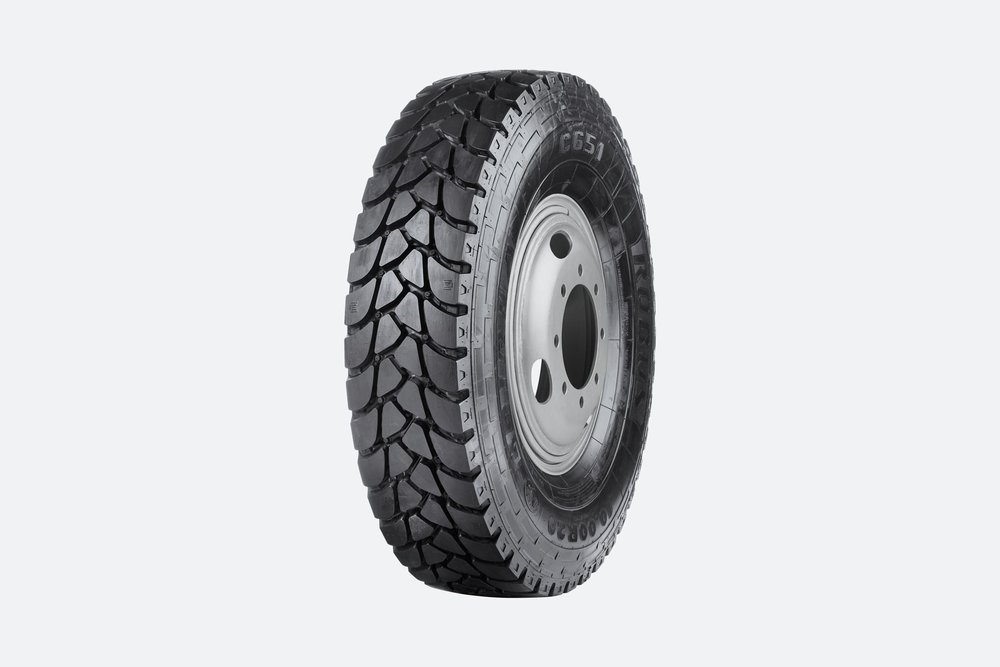 C651 Robus – a premium construction & mining tyre from Birla Tyres
