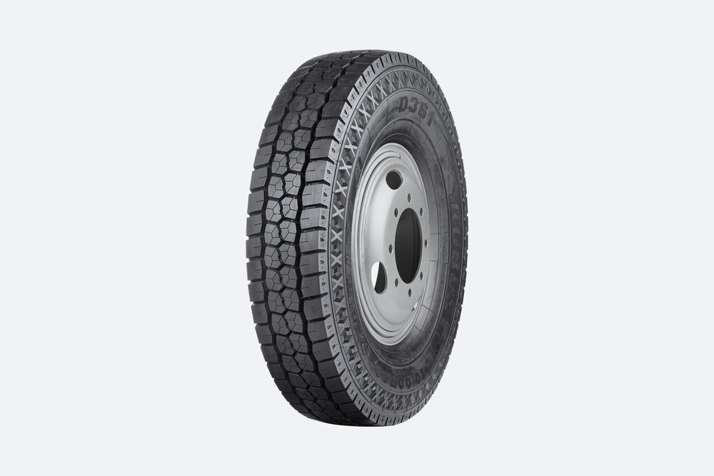 D361 Robus – a premium drive tyre from Birla Tyres