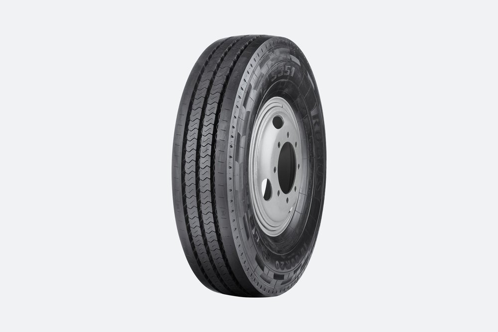 S351 Robus – a premium steering tyre from Birla Tyres