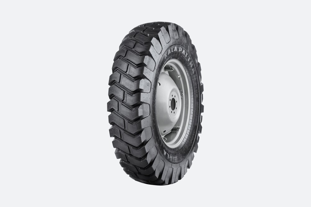 Kalapatthar Plus – premium tyre for the roughest OTR conditions from Birla Tyres