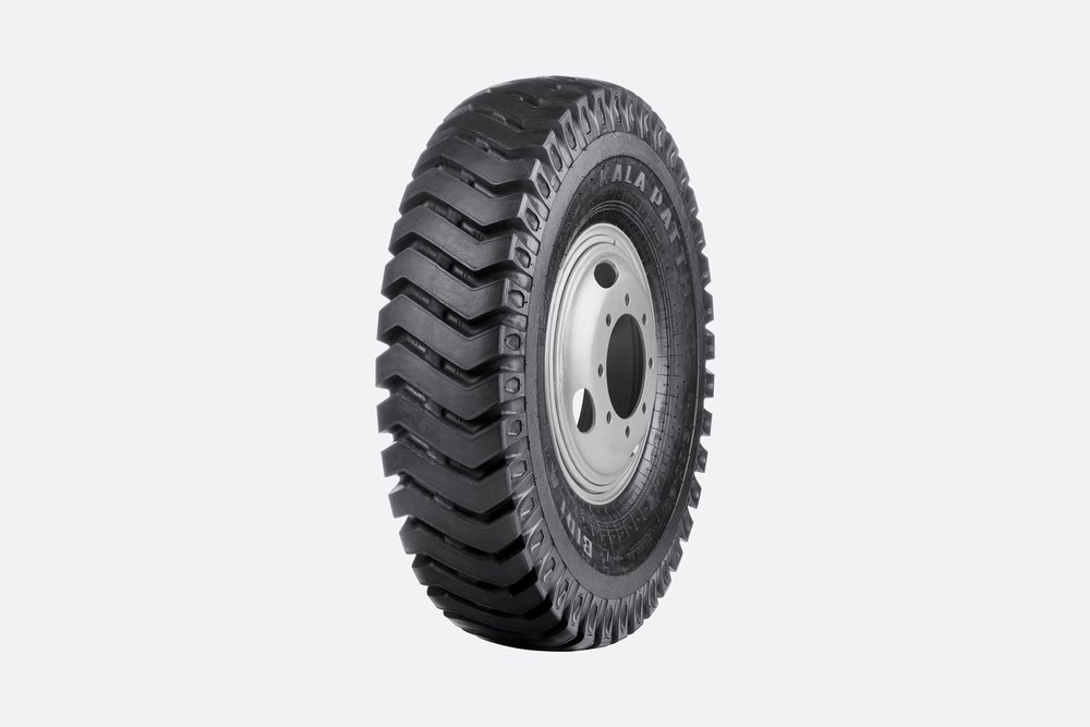 Kalapatthar Plus – premium tyre for the toughest mining conditions, from Birla Tyres