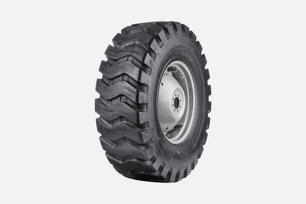 Ultra Grip – premium loader tyre from Birla Tyres