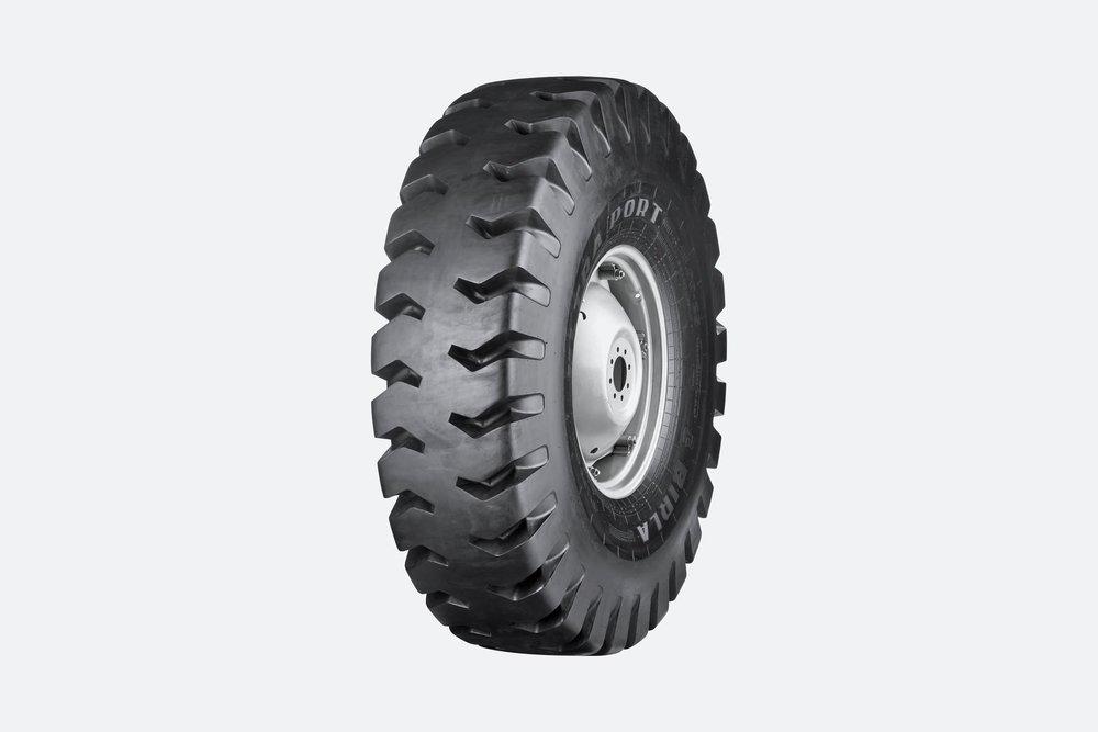 Ultra Port – premium industrial tyre from Birla Tyres