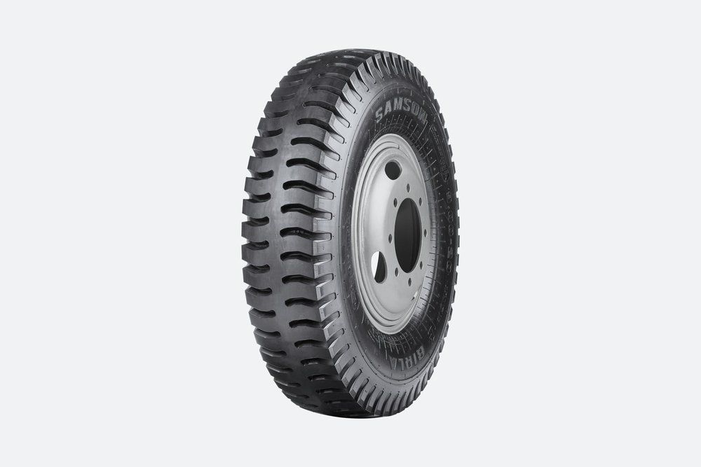 Samson – truck and bus bias tyre from Birla Tyres