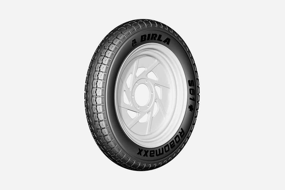S61+ scooter tyre from Birla tyres