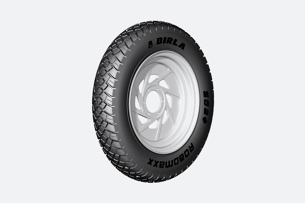 S62+ scooter tyre from Birla tyres