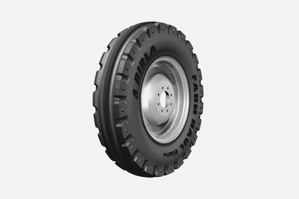 Farm Haul Platina – High Performance Front Tractor Tyre from Birla Tyres