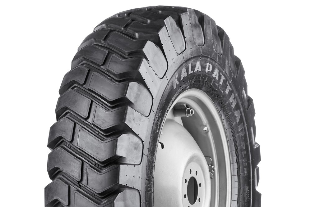 Kalpatthar Plus tyre for Mining and OTR – from Birla Tyres