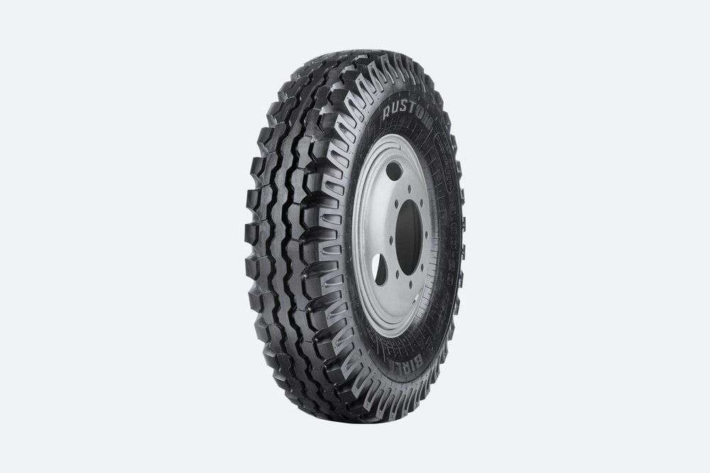 Rustom – truck and bus bias tyre from Birla Tyres