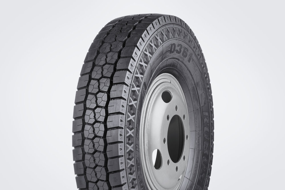 Truck & Bus Radial Tyres - View our TBR range here