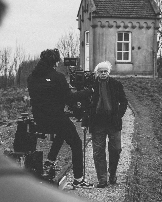 On set last week with Bram van der Vlugt, wie kent hem niet? 📸 @theninoknowledge