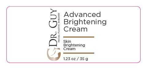 advanced brightening cream