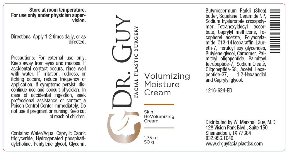 Volumizing Moisture Cream