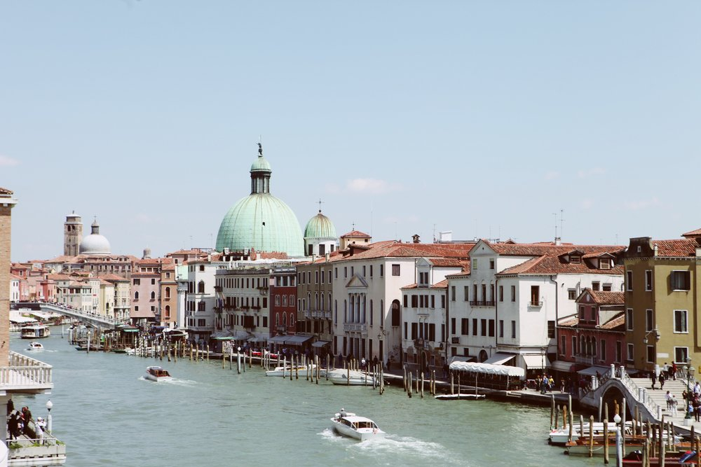 A pre Biennale and first time visit to Venice, Italy -