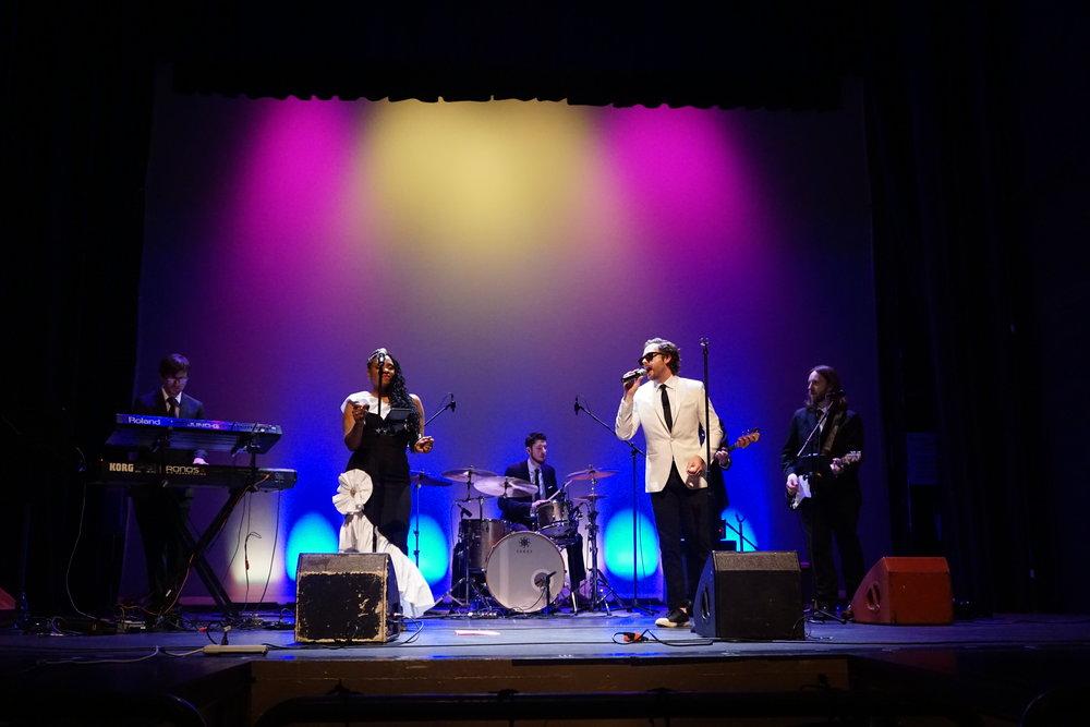 Live at the Strand Theatre in Marietta GA!