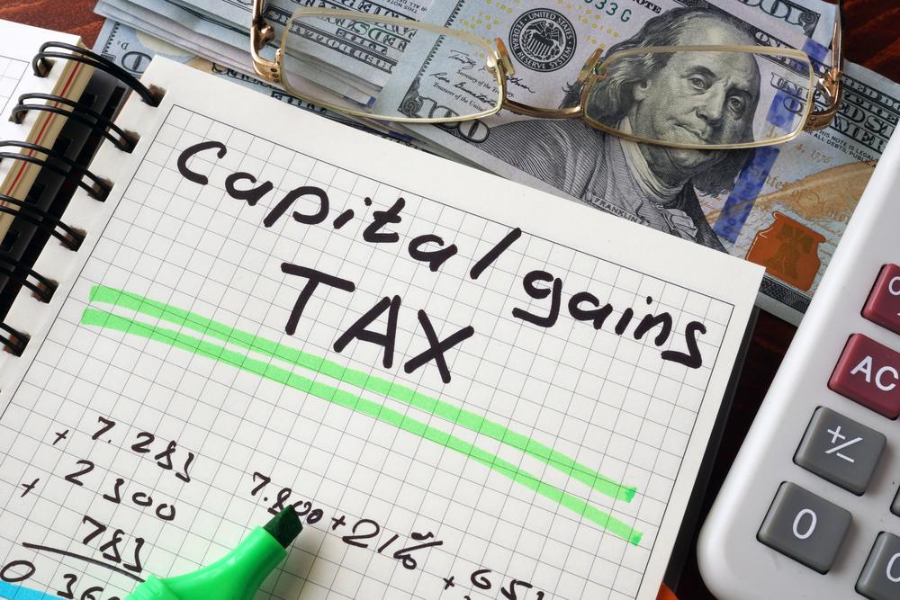 1031 exchange capital gains