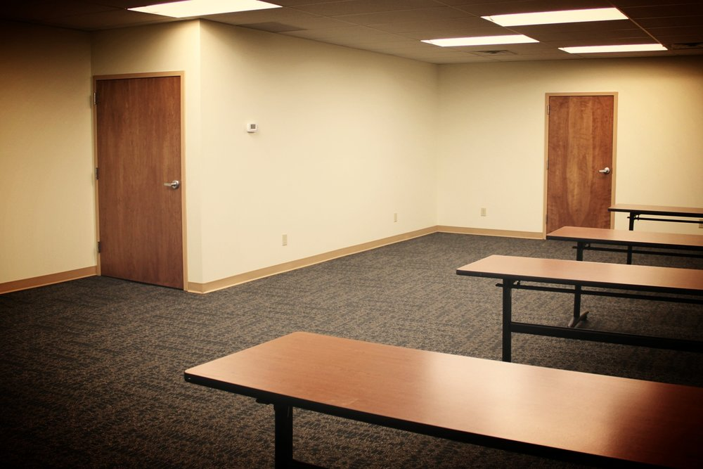 MEETING ROOMS - Rent a meeting room in our annexfor your meeting, party, or gathering.