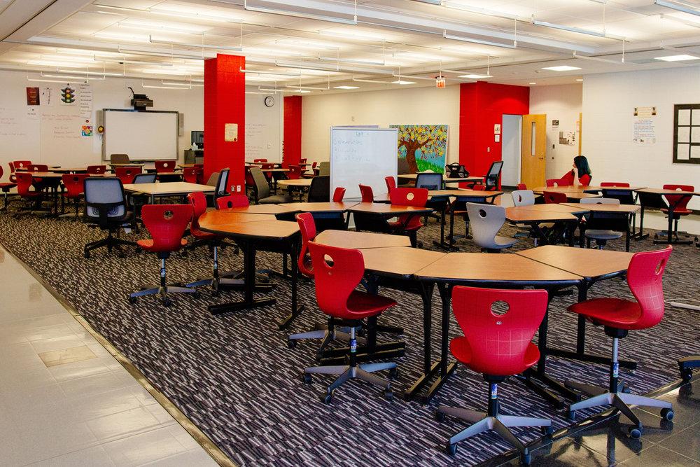 An Open Format Classroom